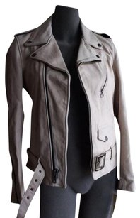 Schott NYC Moto Motorcycle Distressed Boyfriend Motorcycle Jacket