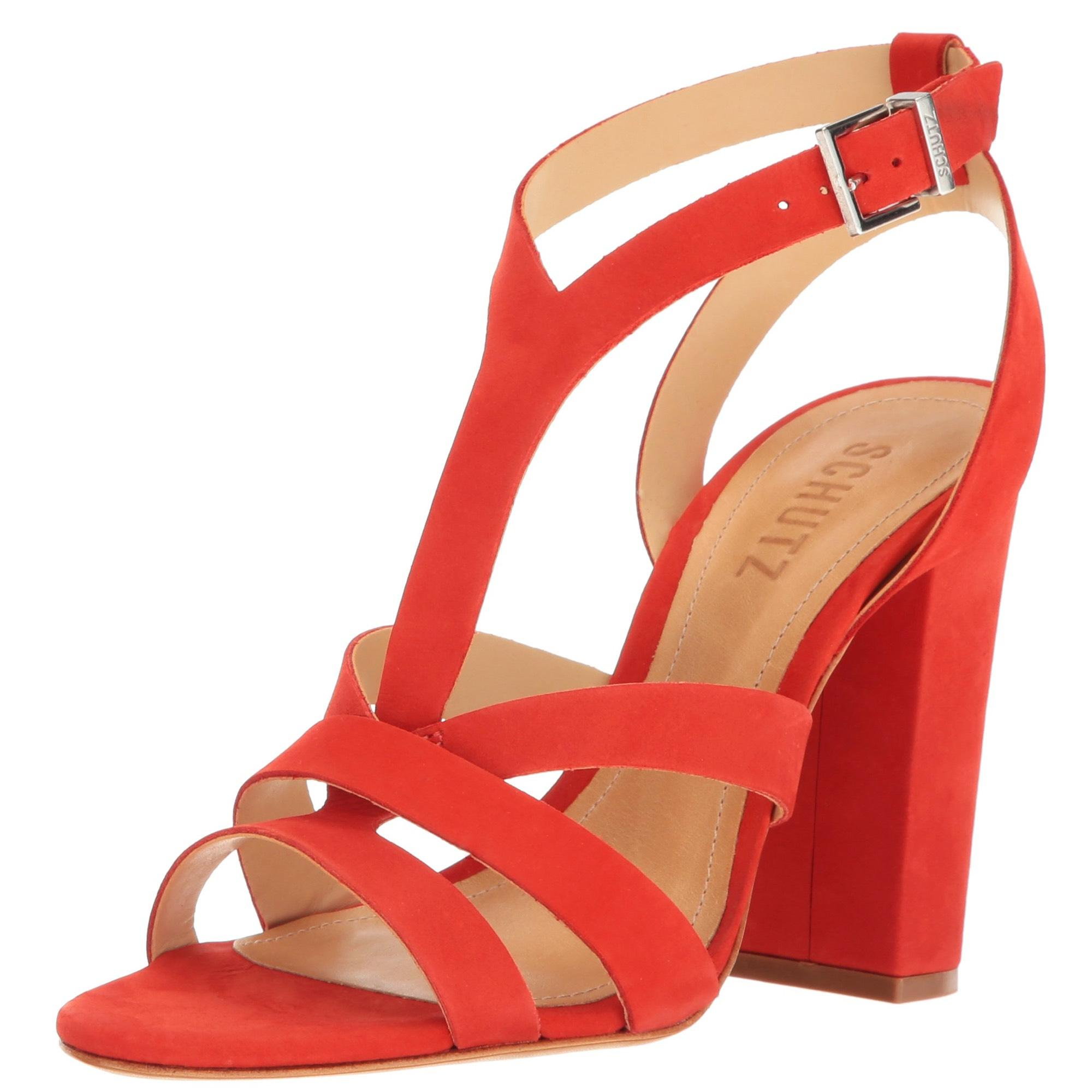 Schutz Strappy high heel sandals otpSlMJk2
