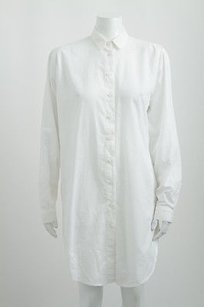 See by Chloé short dress White Chloe Cotton on Tradesy