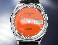 Seiko Seiko Sportsmatic Mens Vintage Day Date 21 Jewels Automatic Mens Watch Td701