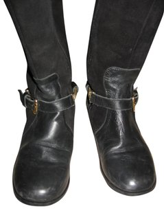 Seller Germany 6.5 Suede Black Boots