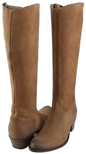 Sendra 7422 Oiled Suede Camel Boots