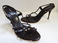 Sergio Rossi Italy Brown Pumps