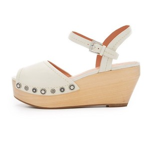 Sigerson Morrison Off white Mules