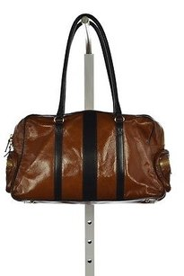 Sigerson Morrison Satchel in Brown