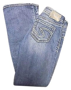 Silver Jeans Co. Blue Stretchy Boot Cut Jeans