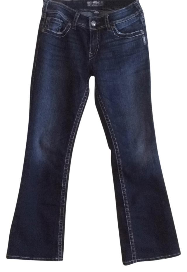 Silver Jeans Co. Boot Cut Jeans free shipping - preprod.lartisanet.com