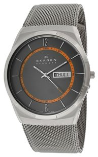 Skagen Denmark Skagen SKW6007 Men's Grey Analog Watch