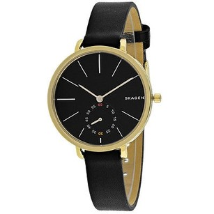 Skagen Denmark Skagen Skw2354 Womens Watch Black -