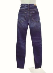 Sneak Peek Peak Dark Denim Super Skinny Jeans