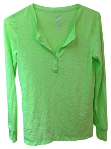 Social Occasions Light Beach Fall Spring T Shirt Green