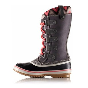 Sorel Joan Of Arctic Knit Ii shale Boots
