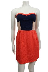 Sparkle & Fade short dress Coral By Urban on Tradesy