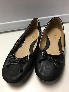 Sperry Womens Solid Black Flats