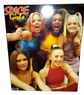 SPICE GIRLS SPICE GIRLS PICTURED PLAQUE GIRL POWER
