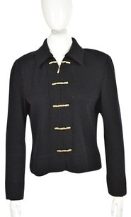 St. John St Collection Womens Black Jacket