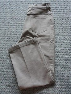 St. John Sport Cotton Pockets Pants