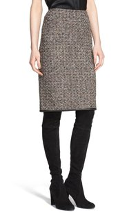 St. John New With Tags Pencil Rayon Skirt