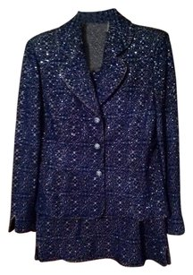 St. John St. John Evening skirt suit