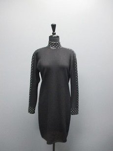 St. John St Evening Long Sleeve Dress
