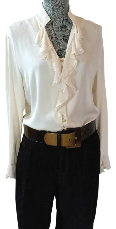 St. John Blouse by Marie Gray