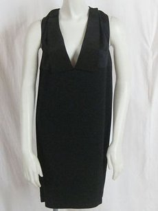 Stella McCartney short dress Black Lapel Cocktail Occasion Lbd Hs1681 on Tradesy