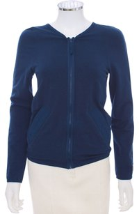 Stella McCartney Women's Clothing Sporty Navy Jacket