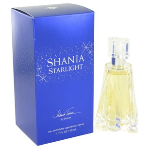 Stetson SHANIA STARLIGHT by STETSON ~ Eau de Toilette Spray 1.7 oz