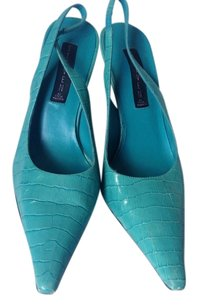 Steven by Steve Madden Tourquiose Pumps