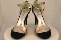 Stuart Weitzman Womans Rose Gold Sandals