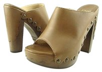Stuart Weitzman Sequoia Browns Platforms