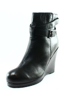 Studio Blonde Fashion - Ankle Leather Boots
