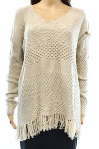 Studio M 5m12491 Cotton-blends Long-sleeve New With Tags 3338-0105 Sweater