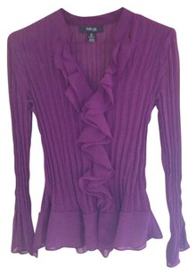 Style & Co Top Plum