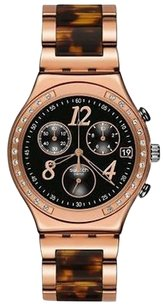 Swatch Swatch Dreamnight Rose Ladies Watch Ycg404gc