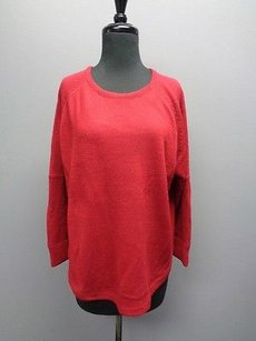 Sweet Romeo Sleeved Crew Neck Thin Knit Sm380 Sweater