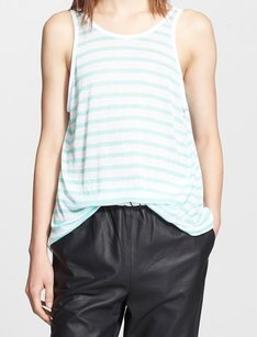 T by Alexander Wang 400106r15 Cami New Top Blue
