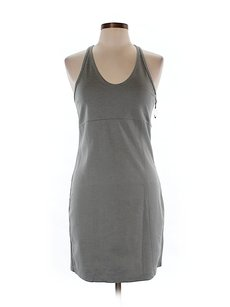 T by Alexander Wang short dress Grey Halter Racer-back on Tradesy