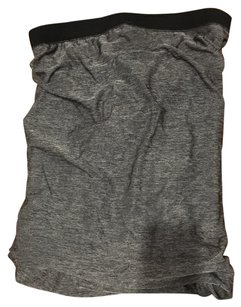 T by Alexander Wang Mini Skirt Grey/Black
