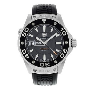 TAG Heuer Tag Heuer Aquaracer 2000 Waj2110.ft6015 Stainless Steel Automatic Mens Watch