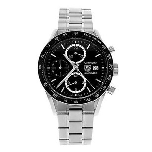 TAG Heuer Tag Heuer Carrera Cv2010.ba0794 Stainless Steel Automatic Mens Watch