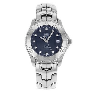 TAG Heuer Tag Heuer Link Wj111a.ba0575 Stainless Steel Quartz Mens Watch