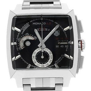 TAG Heuer Tag Heuer Monaco Cal2110.ba0781 Stainless Steel Automatic Mens Watch