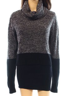 Tahari Cotton Blends Cowl Neck Sweater