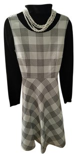 Talbots short dress Black and White on Tradesy