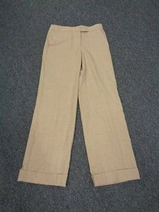 Talbots Light Beige Wool Pants
