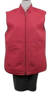 Talbots Womens Quilted Vest