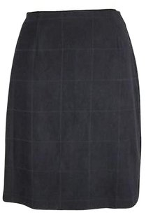Talbots Womens Straight Skirt Black