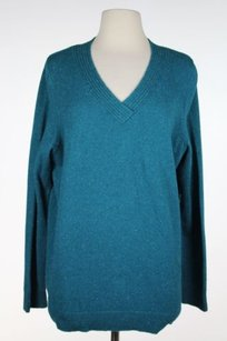 Talbots Womens 1x Plus Sweater