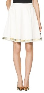 Tamara Mellon Of Jimmy Choo Skirt Cream